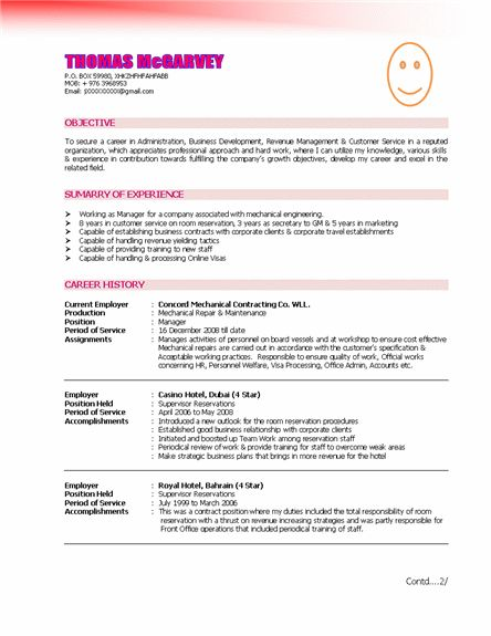1000 ideas about Resume Template Australia on Pinterest