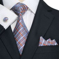 10 Best images about Men's Fashion Necktie Sets on ...