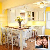 17 Best ideas about Yellow Kitchen Paint on Pinterest ...