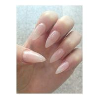 25+ Best Ideas about Natural Stiletto Nails on Pinterest ...
