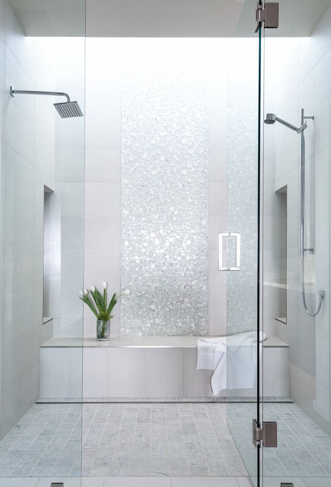 The 25+ Best Ideas About Double Shower On Pinterest