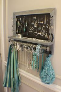 25+ best ideas about Diy Jewelry Holder on Pinterest ...