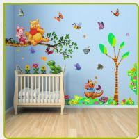 Baby Room Painting Ideas winnie pooh them | Winnie The ...