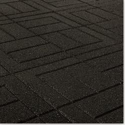 Outdoor Interlocking Rubber Pavers  Wood deck tiles Wood