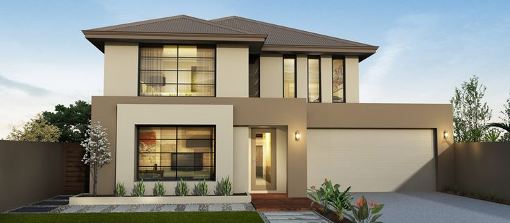 New 2 Storey Home Designs Nice 2 Story House Modern 2 Story
