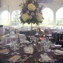Chair Covers And Table Linens Rentals Traditional Dining Room Chairs 17 Best Images About Reception On Pinterest | Tablecloths, Charger Purple Green ...