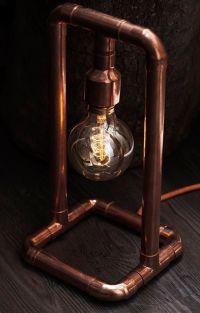 Best 20+ Pipe Lamp ideas on Pinterest