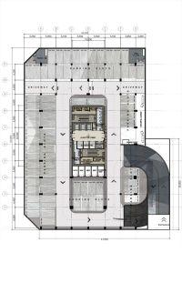 Basement Plan Design 8 / Proposed Corporate Office ...