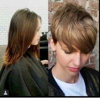 ber 1.000 Ideen zu Kurze Graue Haare auf Pinterest ...