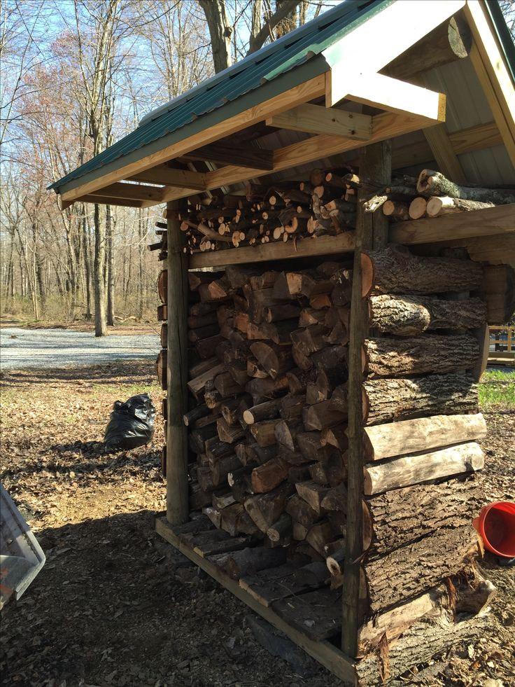 1000 Ideas About Firewood Shed On Pinterest Wood Shed