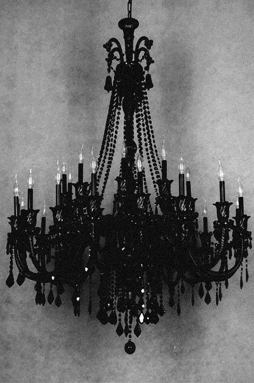 victorian gothic chandelier  Chandeliers  Pinterest