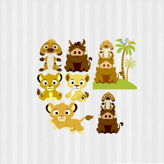 Baby Lion King Digital Download You will receive the
