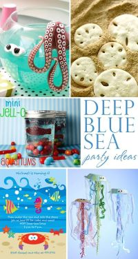 17 Best images about shark themed party ideas on Pinterest ...