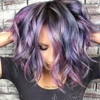 25+ best ideas about Purple Grey Hair on Pinterest | Crazy ...