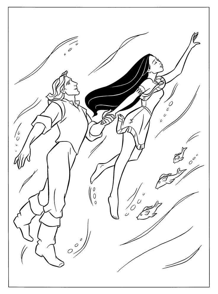 1092 best images about Disney Coloring Pages on Pinterest