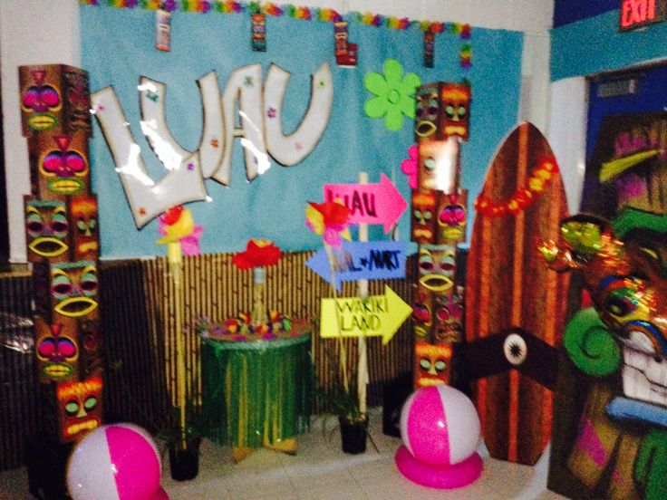 62 Best images about Luau(Hawaii) theme school dance ideas