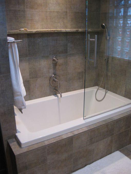 17 Best ideas about Shower Bath Combo on Pinterest