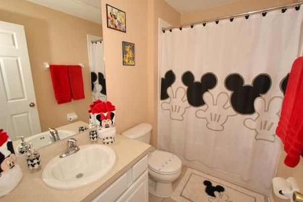17 Best images about Mickey bathroom on Pinterest  Disney