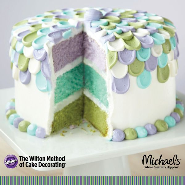 25+ best ideas about Buttercream cake decorating on ...