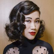 vintage curly hair ideas