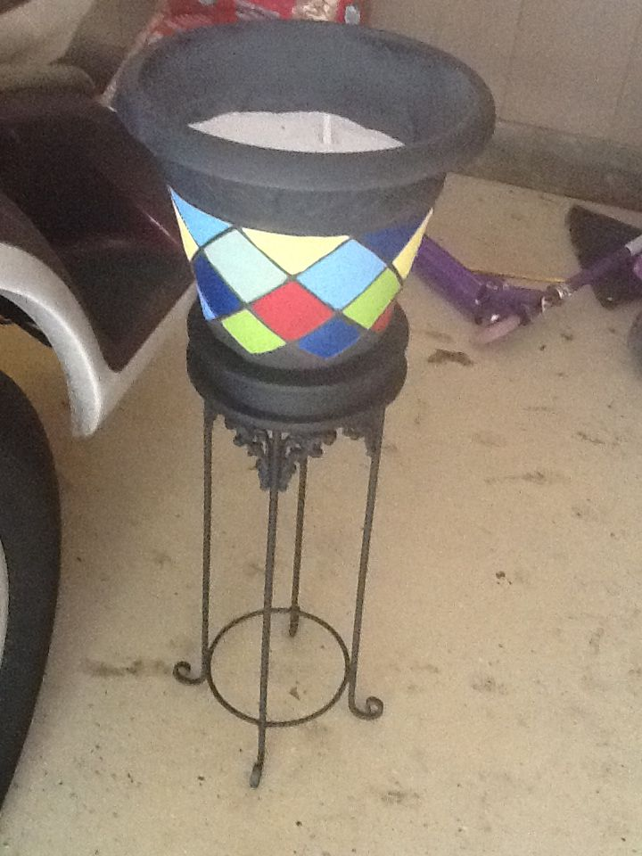 Outdoor ashtray  For the Home  Pinterest  Home The o