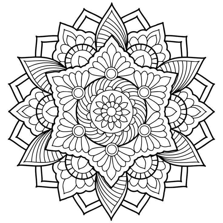 pinterest mandala coloring pages coloring and adult