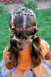 halloween hairstyles ideas