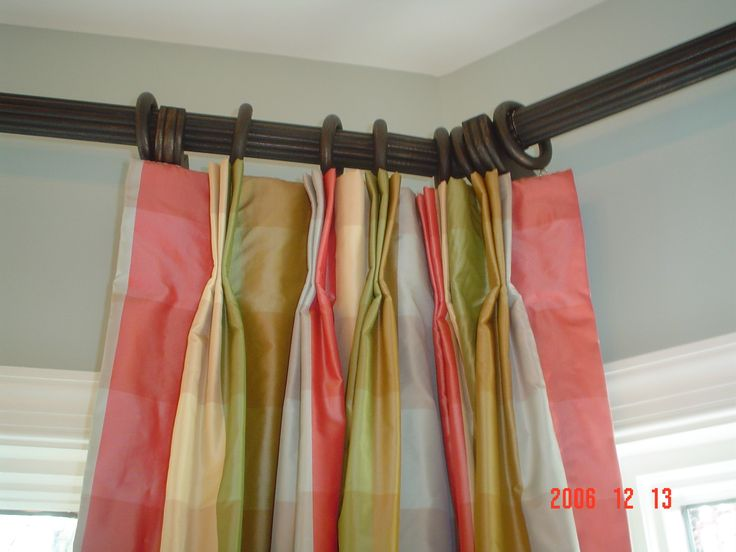 25 Best Ideas About Homemade Curtain Rods On Pinterest Curtain