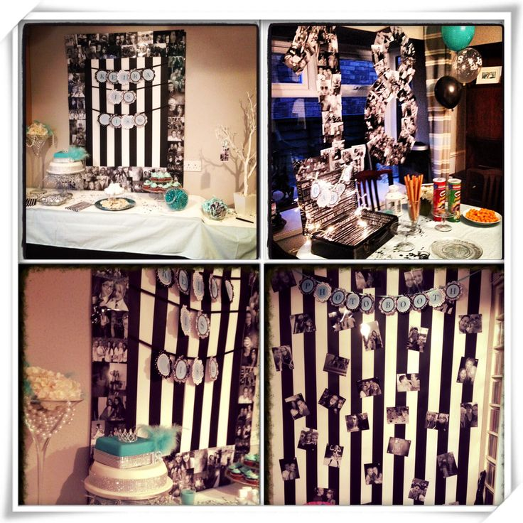 18Th Birthday House Party Ideas