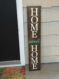 Best 20+ Front porch signs ideas on Pinterest | Welcome ...