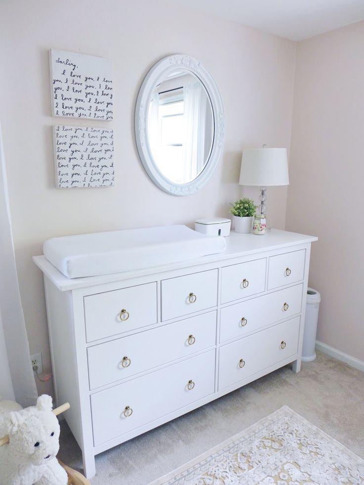 Best 25 Nursery Dresser Ideas On Pinterest Nursery
