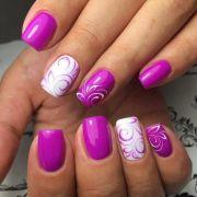 ideas color nails