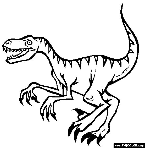 Free Coloring Pages Of Dinosaur Sauropod