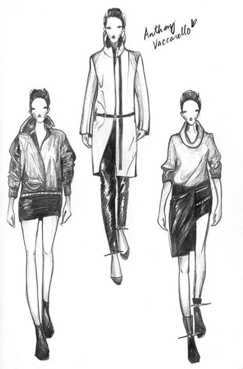 17 Best images about Fashionary Sketches on Pinterest
