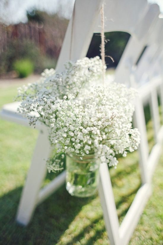 46 Best Images About Wedding With Babys Breath