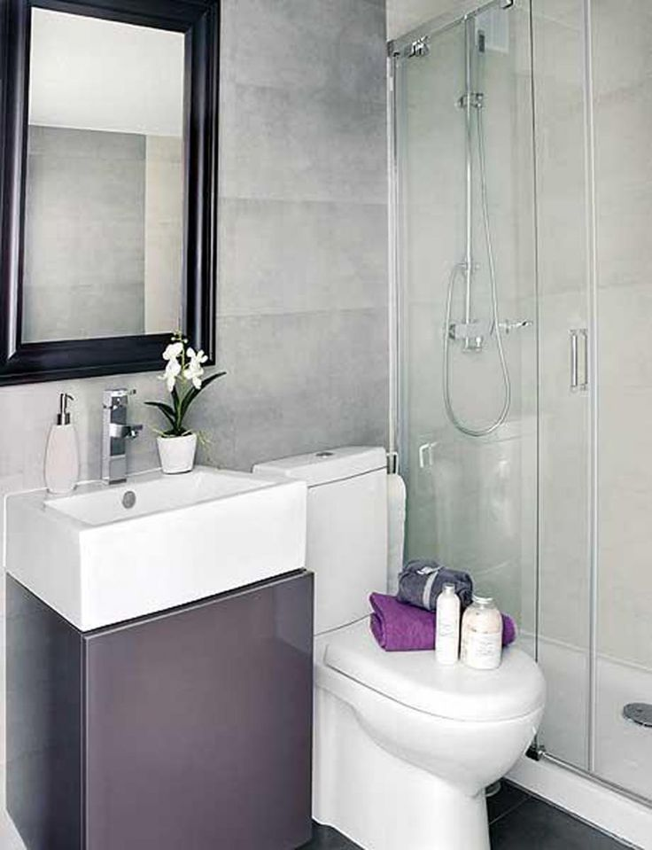 25+ best ideas about Very small bathroom on Pinterest ...