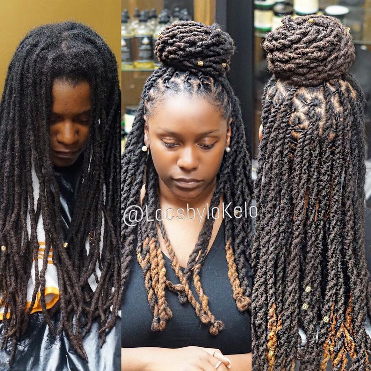 47 best images about Locd Out Styles on Pinterest  Black women natural hairstyles December