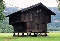 Vernacular architecture in Norway http://en.wikipedia.org ...