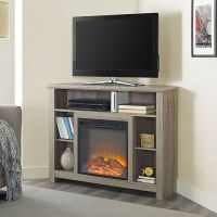 1000+ ideas about Corner Fireplace Tv Stand on Pinterest ...