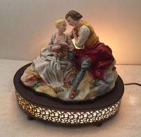 53 best images about Dresden porcelain lamps on Pinterest ...