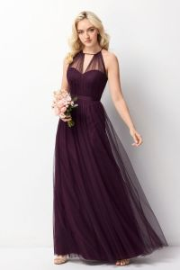25+ best ideas about Eggplant bridesmaid dresses on ...