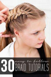 30 Braid Tutorials