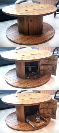 Best 20+ Cable spool tables ideas on Pinterest | Wooden ...