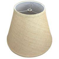 1000+ ideas about Burlap Lamp Shades on Pinterest   Lace ...