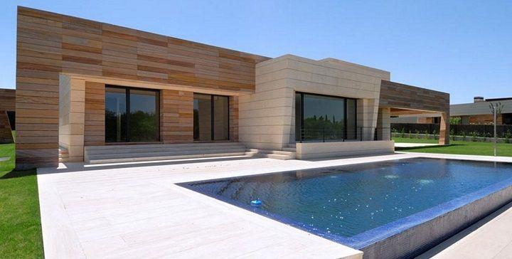 La casa de Cristiano Ronaldo en Pozuelo de Alarcn lo tiene todo  Casas con estilo  Pinterest