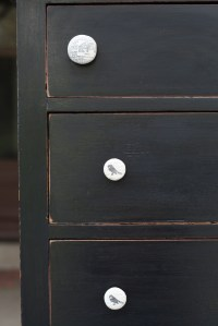 17 Best images about Black and Charcoal Painted Furniture ...