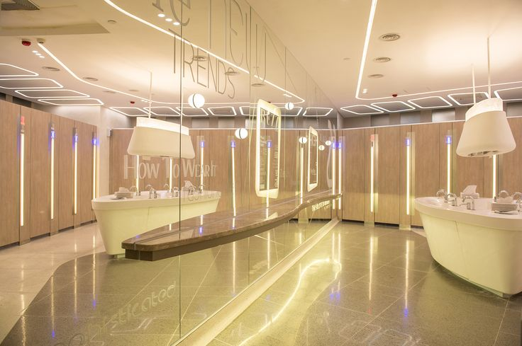Hysan Place  Benoy  Toilet  Pinterest  Hong kong Projects and Sinks