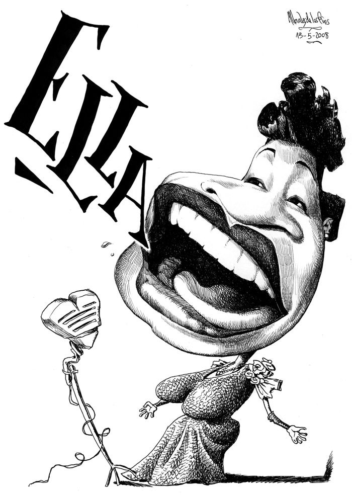 1000+ images about Ella Fitzgerald, The VOICE on Pinterest