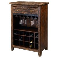 Pine Wine Cabinet - WoodWorking Projects & Plans