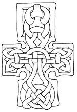 54 best images about Medieval embroidery pattern on